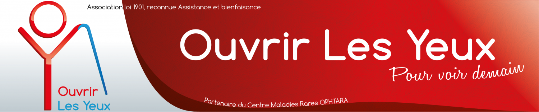 Logo et bannière Ouvrir Les Yeux