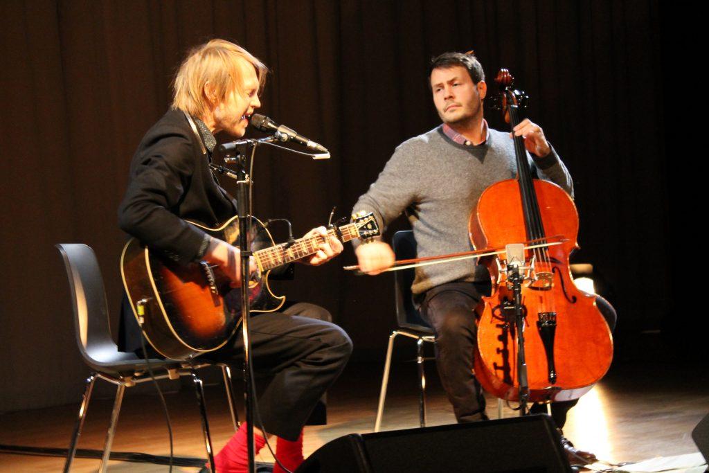 Photo de Peter Von Poehl et de Zach Miskin