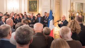Photo de foule discours Fabien Sudry