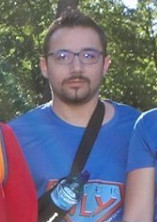 Photo de Julien pendant la Course des Héros.