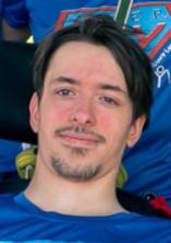 Photo de Mathieu pendant la Course des Héros.