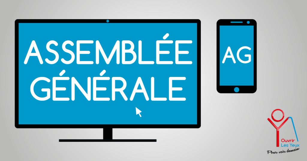 Visuel AG à distance représentant un écran d'ordinateur et un smartphone.
